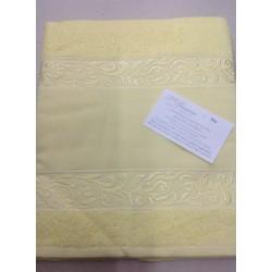 Asciugamano giallino