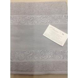 Asciugamano Marta col.grigio