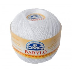 Babylo DMC col.bianco B5200