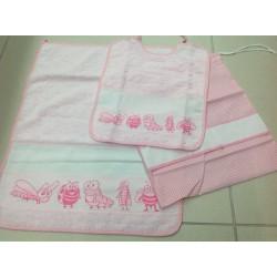 Set asilo rosa