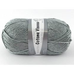 Cotone viscosa col.grigio