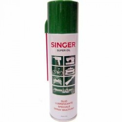 Singer super oil spray
