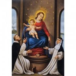 Schema Madonna del Rosario...