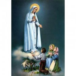 Schema Madonna di Fatima