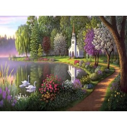 Paesaggio incantato
