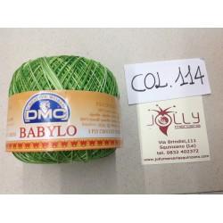 BABYLO DMC 10 COL.114