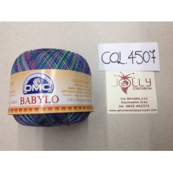 BABYLO DMC 10 COL.4507