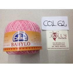 BABYLO DMC 10 COL.62