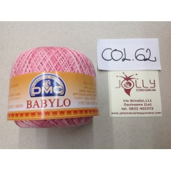 BABYLO DMC 20 COL.62