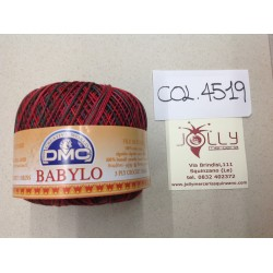 BABYLO DMC 10 COL.4519