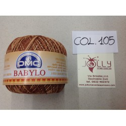 BABYLO DMC 10 COL.105