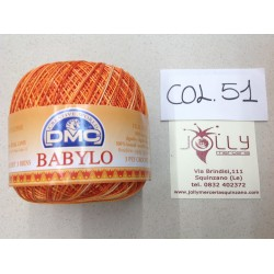 BABYLO DMC 10 COL.51