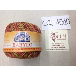 BABYLO DMC 10 COL.4510