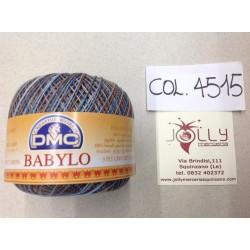 BABYLO DMC 10 COL.4515