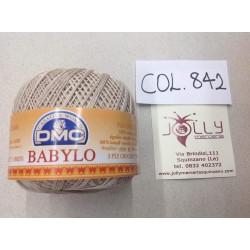BABYLO DMC 20 COL.842