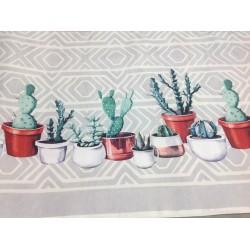 Tovaglia cactus